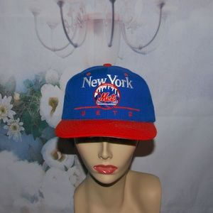 New York Mets Hat Autographed VTG 100% Wool NWT